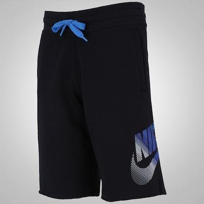 Bermuda Nike Alumni Futura - Masculina