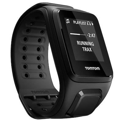 Relógio Monitor Cardíaco Tomtom Spark Music - Adulto