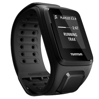 Relógio Monitor Cardíaco TomTom Spark Music com Fone de Ouvido - Adulto
