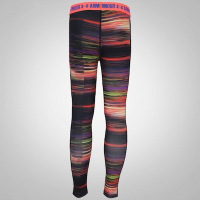 Calça Legging Under Armour Printed - Infantil