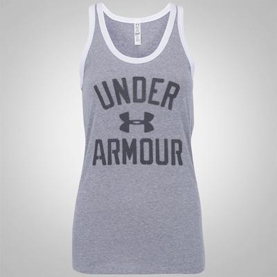 Camiseta Regata Under Armour Favorite Lega T - Feminina