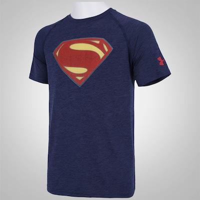 Camiseta Under Armour Alter Ego Superman - Masculina