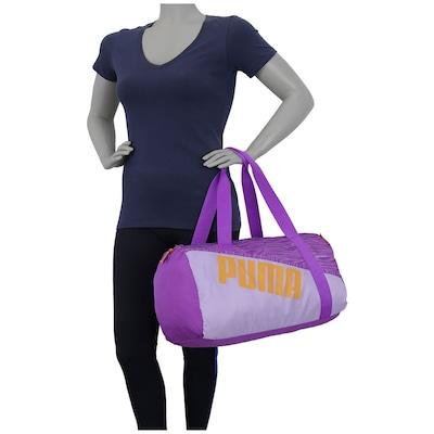 Mala Puma Studio Barrel - Feminina