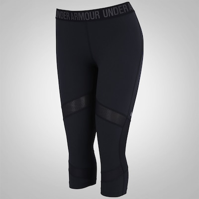 Calça Capri Under Armour Coolswitch  Feminina