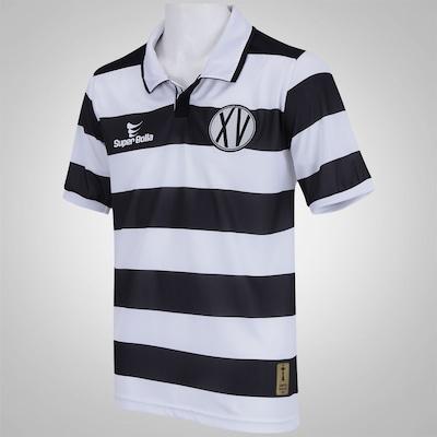 Camisa do XV de Piracicaba 2016 Super Bolla Comemorativa - Masculina