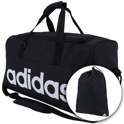 Mala adidas Essentials Linear P + Mochila Saco Gym Sack