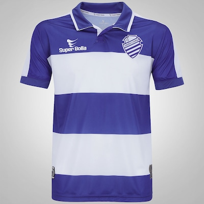 Camisa do CSA I 2016 Super Bolla - Masculina