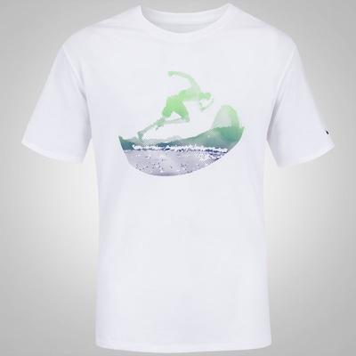 Camiseta Nike Rio16 Run Athlete - Masculina