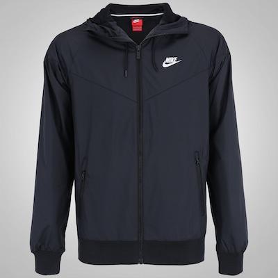 Jaqueta com Capuz Nike Windrunner - Masculina