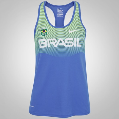 Camiseta Regata Nike Retail Tank - Feminina