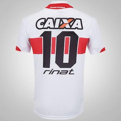 Camisa do CRB I 2016 Rinat - Masculina