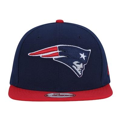 Boné Aba Reta New Era New England Patriots NFL - Snapback - Adulto