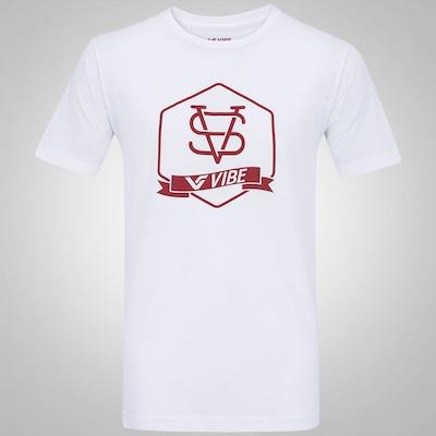 Camiseta Vibe Silk Vs Stamp VT463 - Masculina