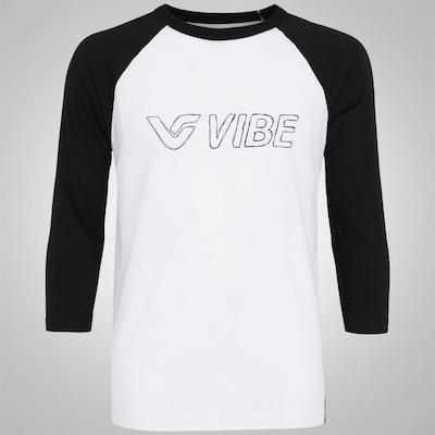 Camiseta Raglan Vibe Hardwritten - Masculina