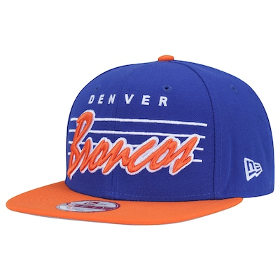 Boné Aba Reta New Era Denver Broncos - Snapback - Adulto