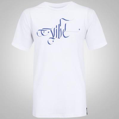 Camiseta Vibe Calligraphy Series II - Masculina