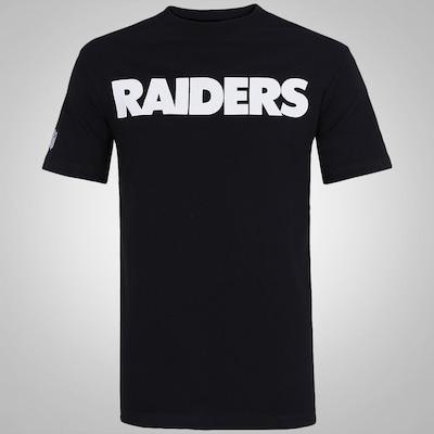 Camiseta New Era Oakland Raiders - Adulto