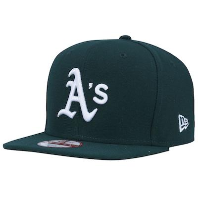Boné Aba Reta New Era  Oakland Athletics MLB - Strapback - Adulto