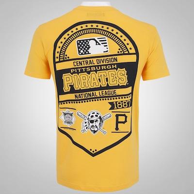 Camiseta New Era Pittsburgh Pirates - Masculina