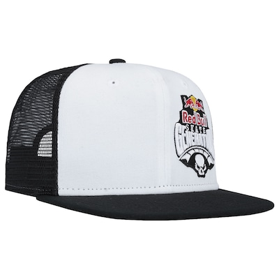 Boné Aba Reta New Era 9FIFTY Red Bull Skate Generetion Ollie - Snapback - Trucker - Adulto