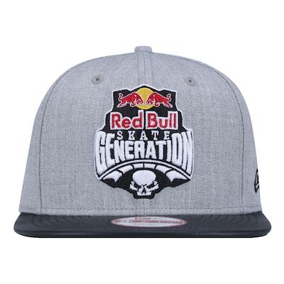Boné Aba Reta New Era 9FIFTY Red Bull Skate Generation - Strapback - Adulto
