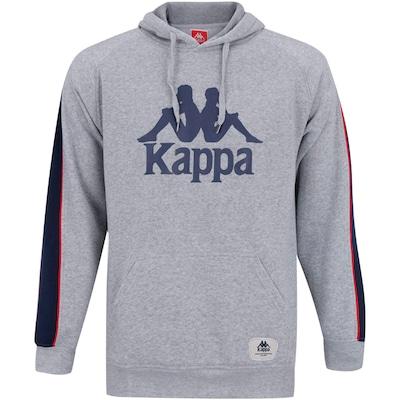 Blusão com Capuz Kappa Authentic Metaponto - Masculino