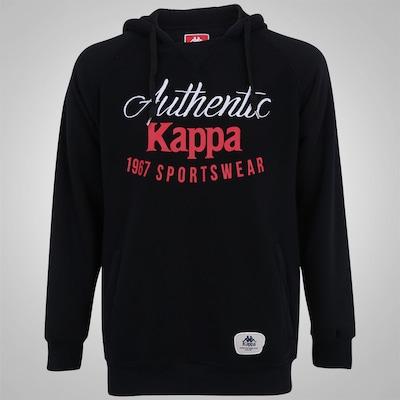 Blusão com Capuz Kappa Authentic Ostrogoti - Masculino