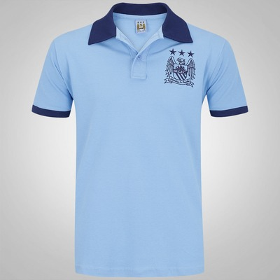 Camisa Polo do Manchester City  - Masculina