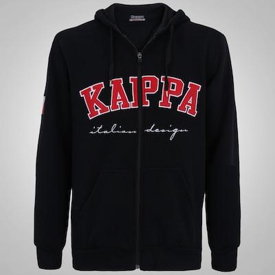Jaqueta com Capuz Kappa Tesla - Masculina
