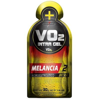 Intra-Treino Integralmédica VO2 Energy Gel - Melancia - 10 Unidades - 300g