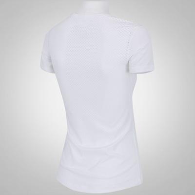 Camiseta de Suave Compressão Nike Pro Hypercool - Feminina