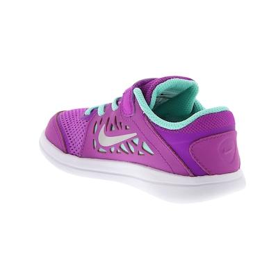 Tênis Nike Flex 2016 RN GTV - Infantil