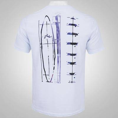 Camiseta Rusty Silk SB Board - Masculina