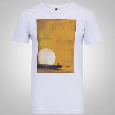 Camiseta Reef Silk Slidely - Masculina