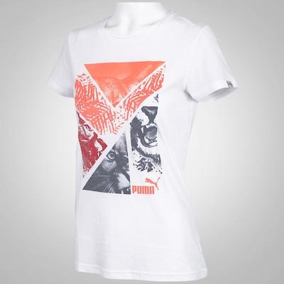 Camiseta Puma Active - Feminina
