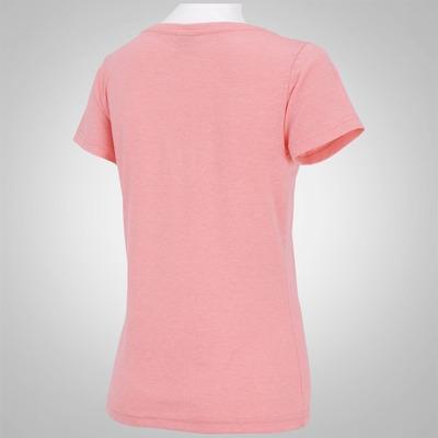 Camiseta Puma Washed Logo - Feminina
