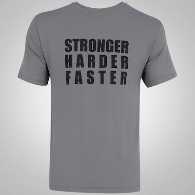 Camiseta com Proteção Solar Oxer Faster - Masculina