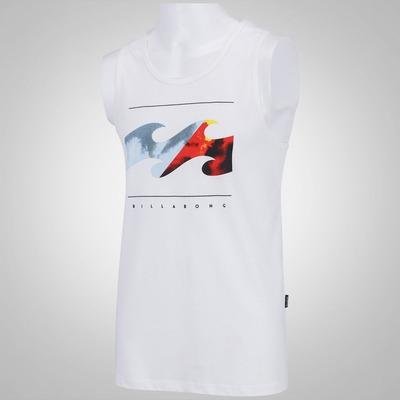 Camiseta Regata Billabong Contrary - Masculina