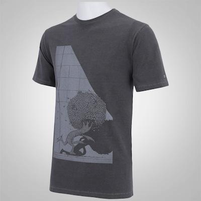 Camiseta Element Pushing Tree - Masculina