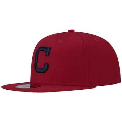 Boné Aba Reta New Era Cleveland Indians MLB - Fechado - Adulto