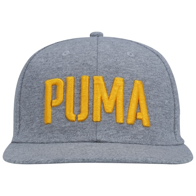 Boné Aba Reta Puma Athletic - Fechado - Adulto