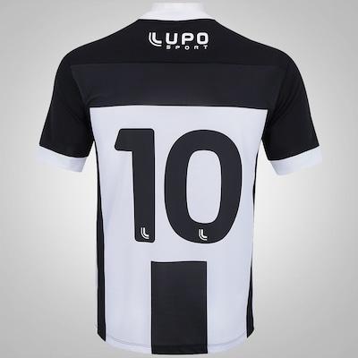 Camiseta do Figueirense I nº10 Lupo - Masculina