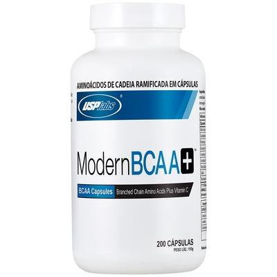 BCAA USP Lab Modern Bcaa+ - 200 Cápsulas