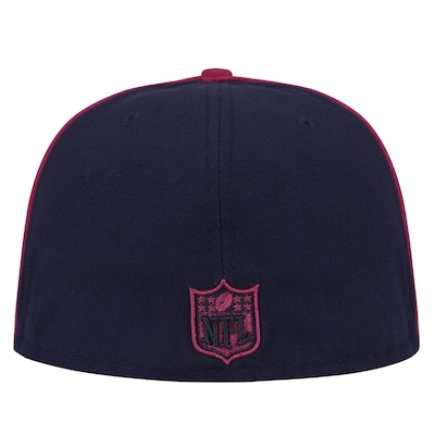 Boné Aba Reta New Era 59FIFTY New England Patriots NFL - Fechado - Adulto