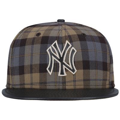 Boné Aba Reta New Era New York Yankees - Fechado - Adulto