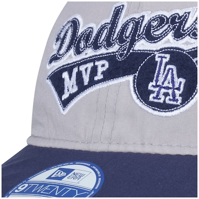 Boné New Era 9TWENTY Los Angeles Dodgers MVP MLB Toddler - Fechado - Infantil
