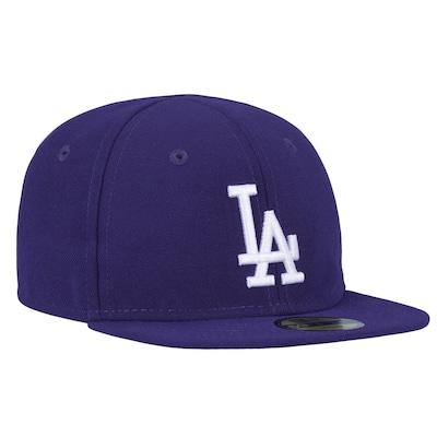Boné Aba Reta New Era 59FIFTY Los Angeles Dodgers MLB - Fechado - Infantil