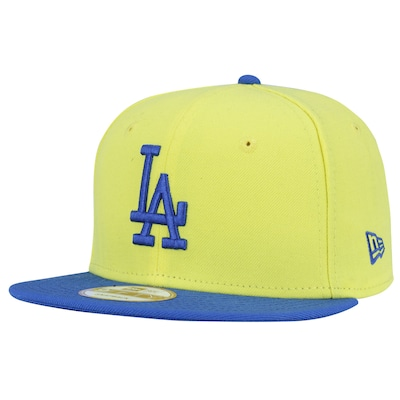 Boné Aba Reta New Era 9FIFTY Los Angeles Dodgers MLB - Snapback - Adulto