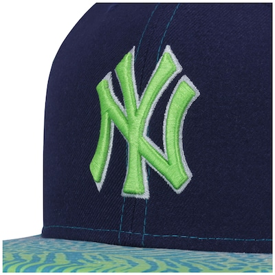 Boné Aba Reta New Era New York Yankees MLB - Snapback - Trucker - Adulto