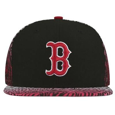 Boné Aba Reta New Era 9FIFTY Boston Red Sox MLB - Snapback - Trucker - Adulto